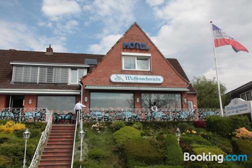 Apartamento con terraza en Kiel
