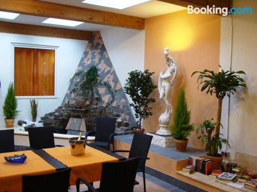Apartment for couples in Eschweiler with heat and internet