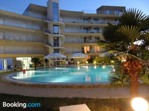 Good choice one bedroom apartment with terrace