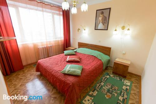 One bedroom apartment in Blagoveshchensk. For two people