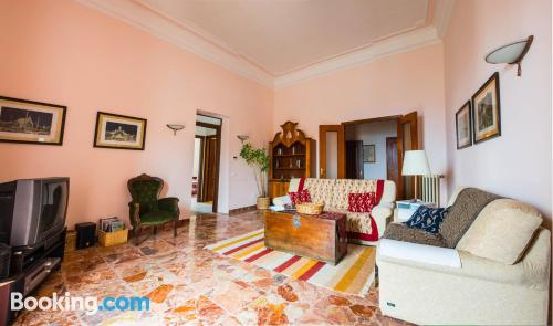 Apartment with terrace in midtown of Narni