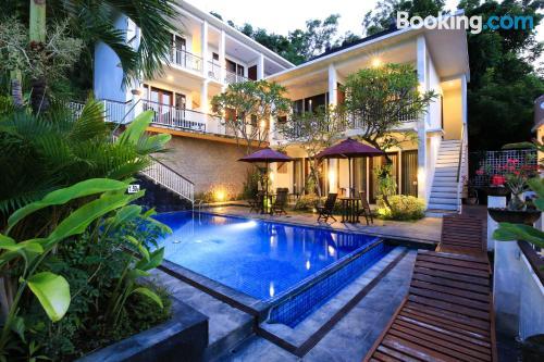Apartamento con terraza. ¡50m2!