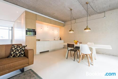 Baby friendly apartment. For two people