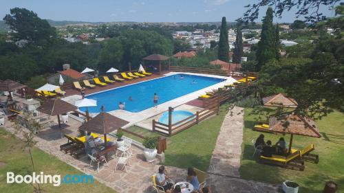 Apartment in Capilla del Monte. Terrace!.