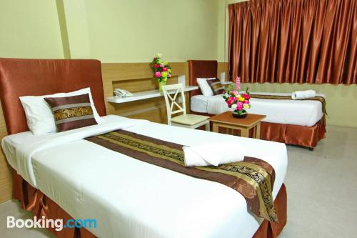 Swimming pool and wifi home in Pathum Thani for couples.