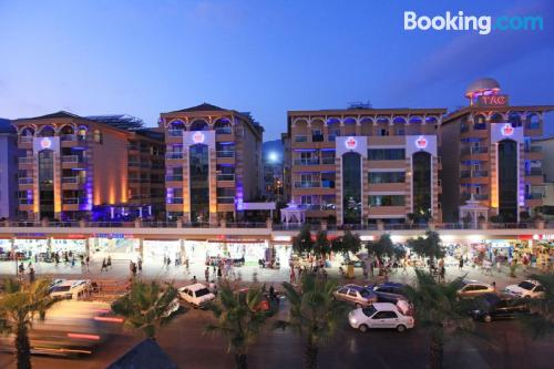 Apartment for two people in Alanya with terrace