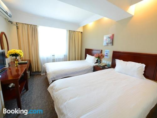 Place in Hefei. Convenient for 2 people!