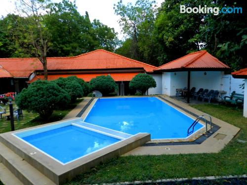 Apartment with swimming pool. For two people