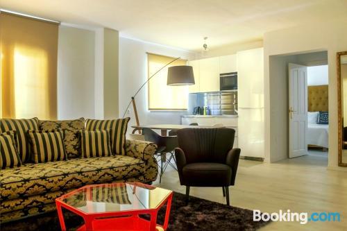 Apartamento en Málaga con aire acondicionado