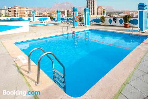 Apartment for two people in Benidorm in great location