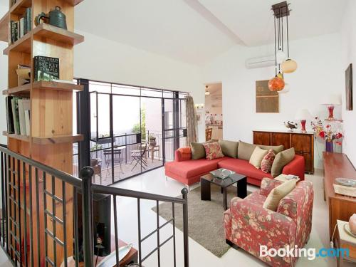 Home in Tel Aviv with 2 bedrooms