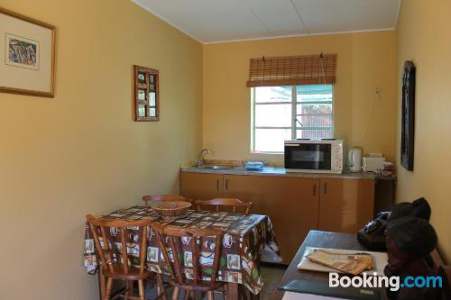 Pet friendly place in Clanwilliam. For 2 people