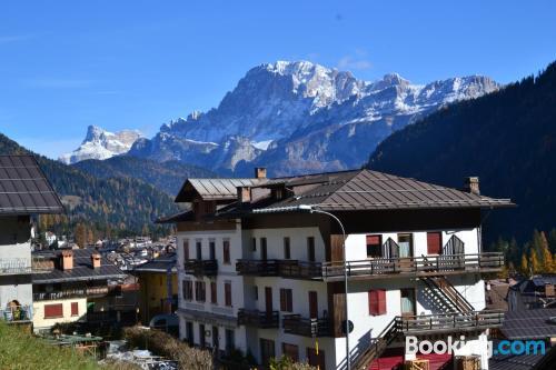 Apartamento para viajeros independientes ¡Con terraza!