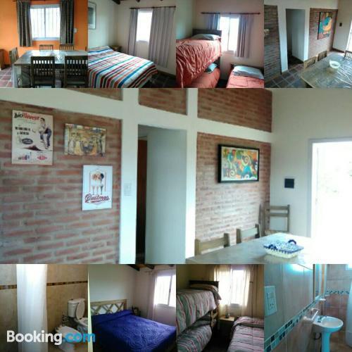 Apartamento en Santa Rosa de Calamuchita. Pet friendly