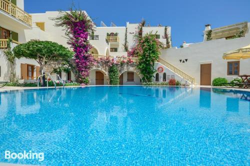 Home in Agios Prokopios with terrace