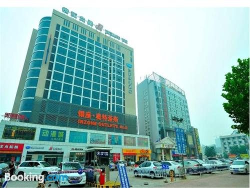 Apartment in Tai'an with heat