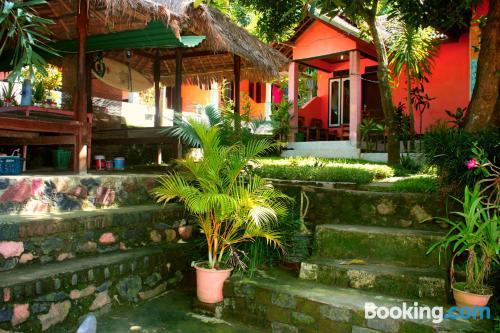 Estudio bonito en Kuta Lombok