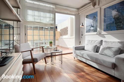 Apartamento cuco en zona centro de Barcelona