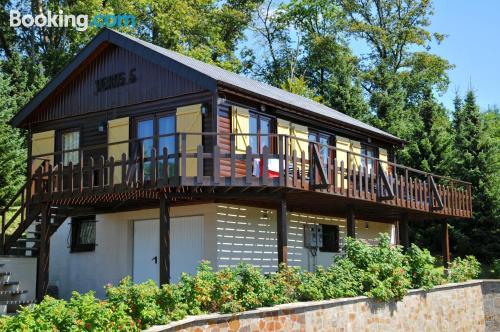 Apartamento de 102m2 en La-Roche-en-Ardenne. ¡Ideal para grupos!