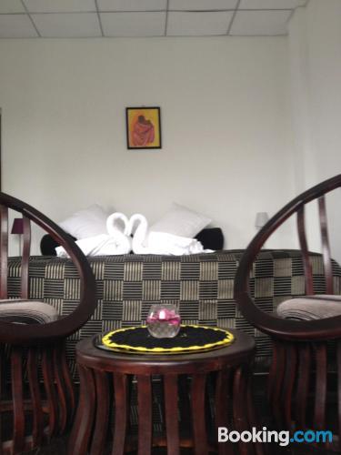Apartamento en Negombo con terraza