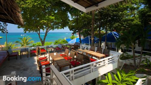 Apartment for couples in Ko Tao with terrace