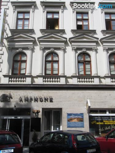 Apartment for 2 in Brno. Dogs allowed