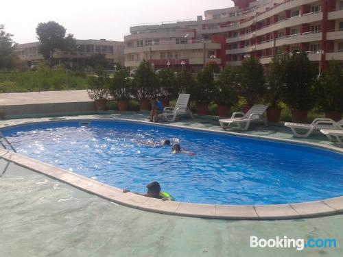 Incredible location with swimming pool in Kranevo and wifi