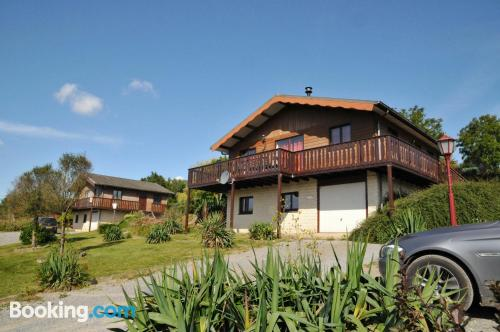 Place in Somme-Leuze with heating and wifi