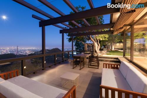 Apartamento en Los Angeles perfecto para grupos.