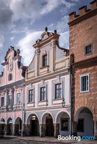 Place with wifi in midtown of Telč