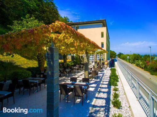 Amazing location in Strunjan. With terrace