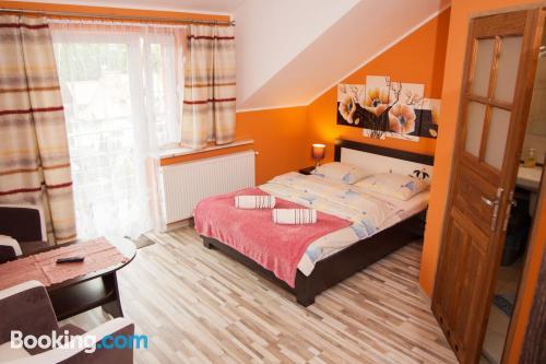 Apartamento con conexión a internet en Ustroń