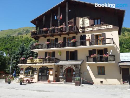 Apartamento con terraza en Valloire