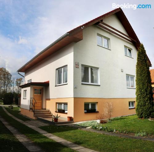 Ideal 1 bedroom apartment with heating