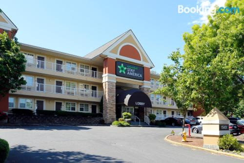 Apartment in Tukwila. For two people