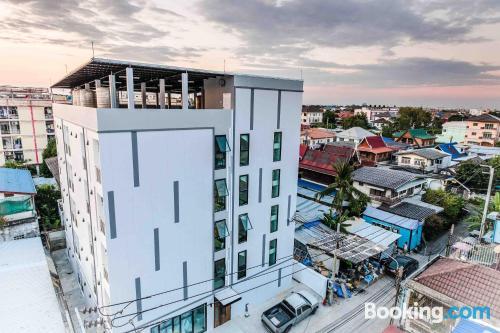 Apartamento con internet en Bangkok