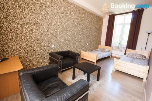 Home in Bielsko-Biala. Dog friendly