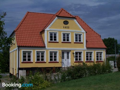 Apartamento de 25m2 en Nordborg ideal dos personas