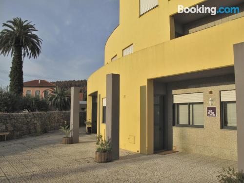 Apartamento para parejas en centro de Vila Nova de Cerveira.
