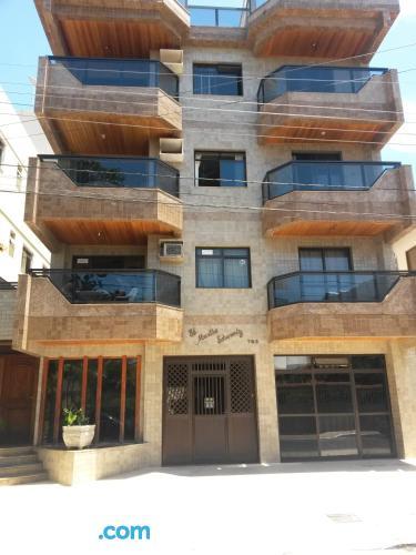 Apartamento con piscina en Guarapari