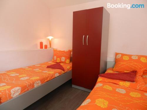 Apartamento con todo en Ohrid. ¡Wifi!