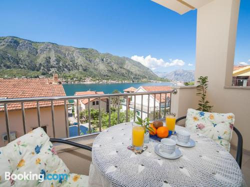 Place in Kotor with air