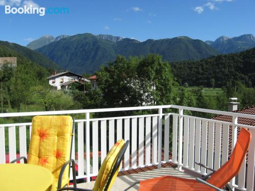 Two bedroom apartment in Tolmin great for families