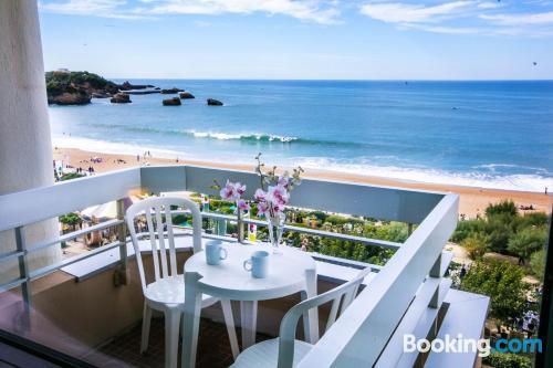 Amplio apartamento en buena ubicación en Biarriz