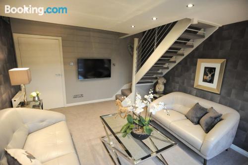 2 room apartment. Convenient!