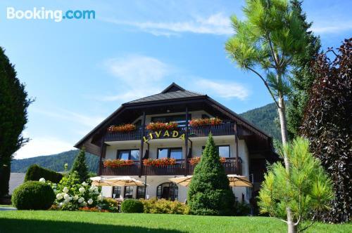 Apartamento en Kranjska Gora ¡Con terraza!