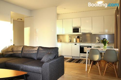 Convenient one bedroom apartment with wifi and terrace