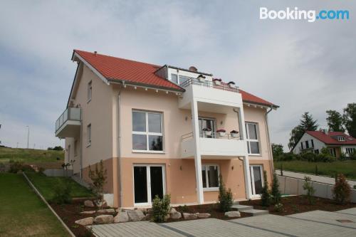 Good choice 1 bedroom apartment. Gleiszellen-Gleishorbach experience!