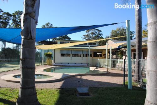 Apartment in Batemans Bay. Pool!