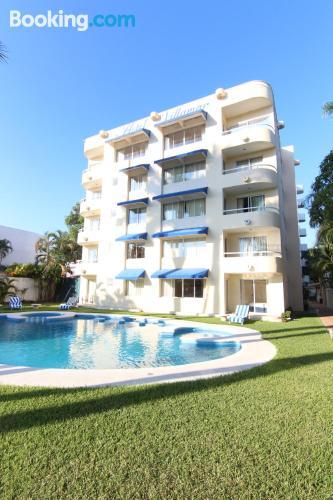 Apartamento para familias en Acapulco